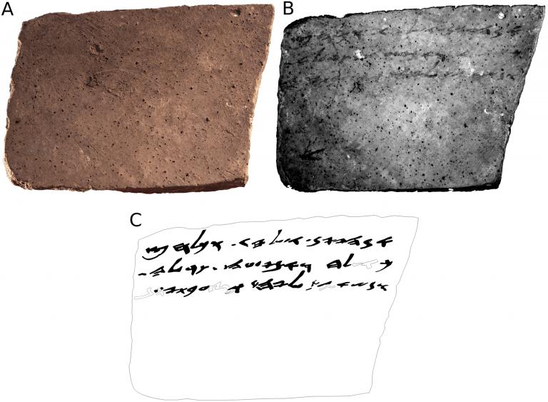 archeologi vino e bere vino in israele scoperto soldato